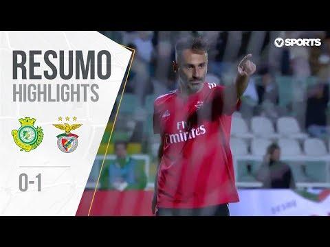Highlights | Resumo: V. Setúbal 0-1 Benfica (Liga 18/19 #12)
