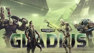 Warhammer 40,000: Gladius — Relics of War — трейлер анонса