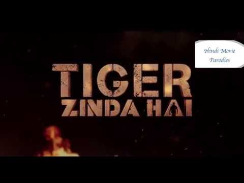 Tiger Zinda Hai (spiderman edition)