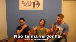 Invitation to Real Life English Party at Barcana