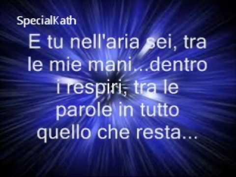 Mio di Valerio Scanu lyrics