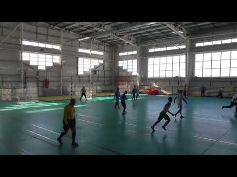 """ФК """"Огонь""""- ФК """"Квазар"""" (Small spirit cup)  2 тайм"""