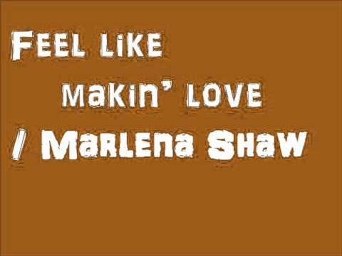 """feel like  makin' love/Marlena Shaw """"Who Is This Bitch, Anyway?"""" Reunion Tour 2009"""
