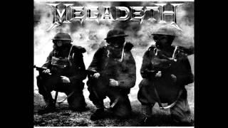 I know Jack - Megadeth