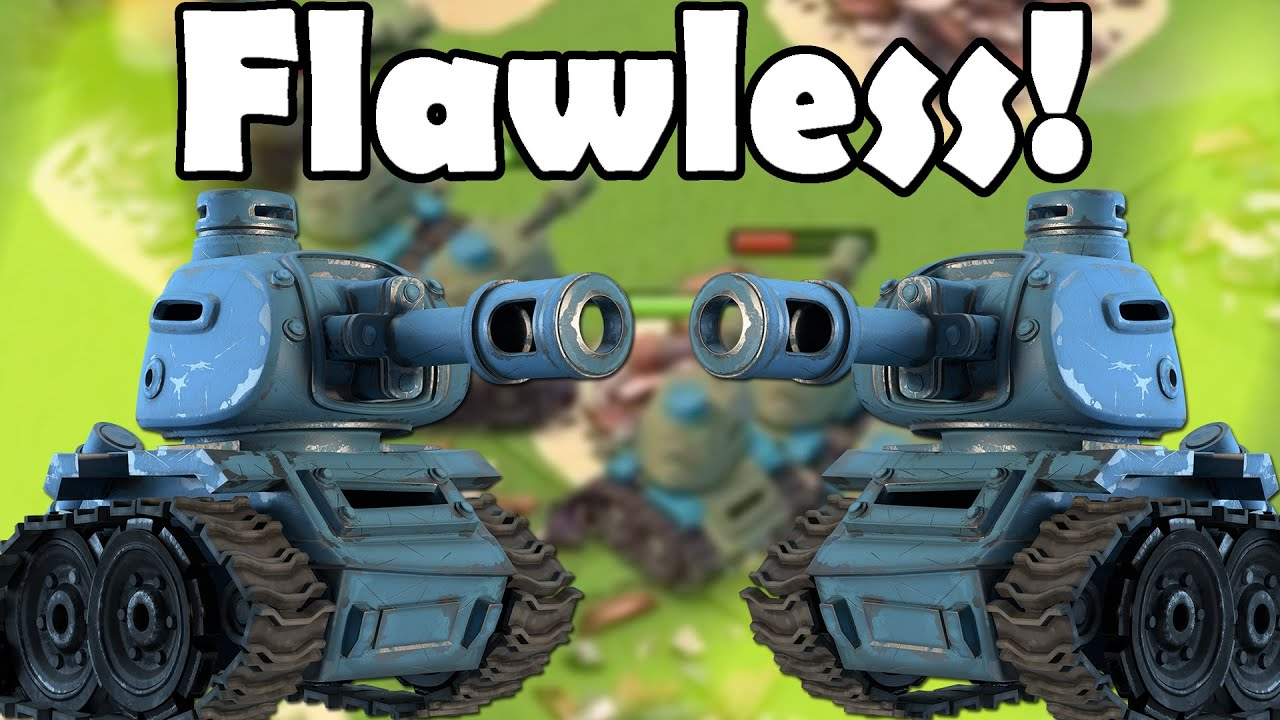 flawless tanks best tank strategy boom beach youtube