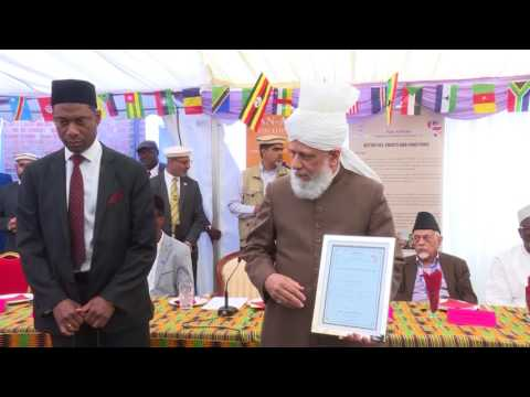 Post Jalsa Salana UK Functions 2017