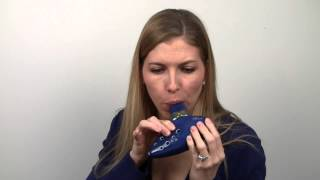 Heather Plays Bruno Mars - When I Was Your Man on STL Ocarina