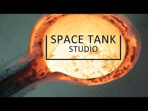 Bronze Casting at Space Tank Studio