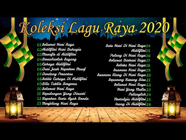 Koleksi Lagu Raya 2020