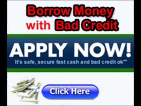 Видео Borrow money fast