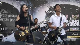 Killing Me Inside Feat  Aiu   Kau Dan Aku Berbeda Medley Hilang 22 12 2016