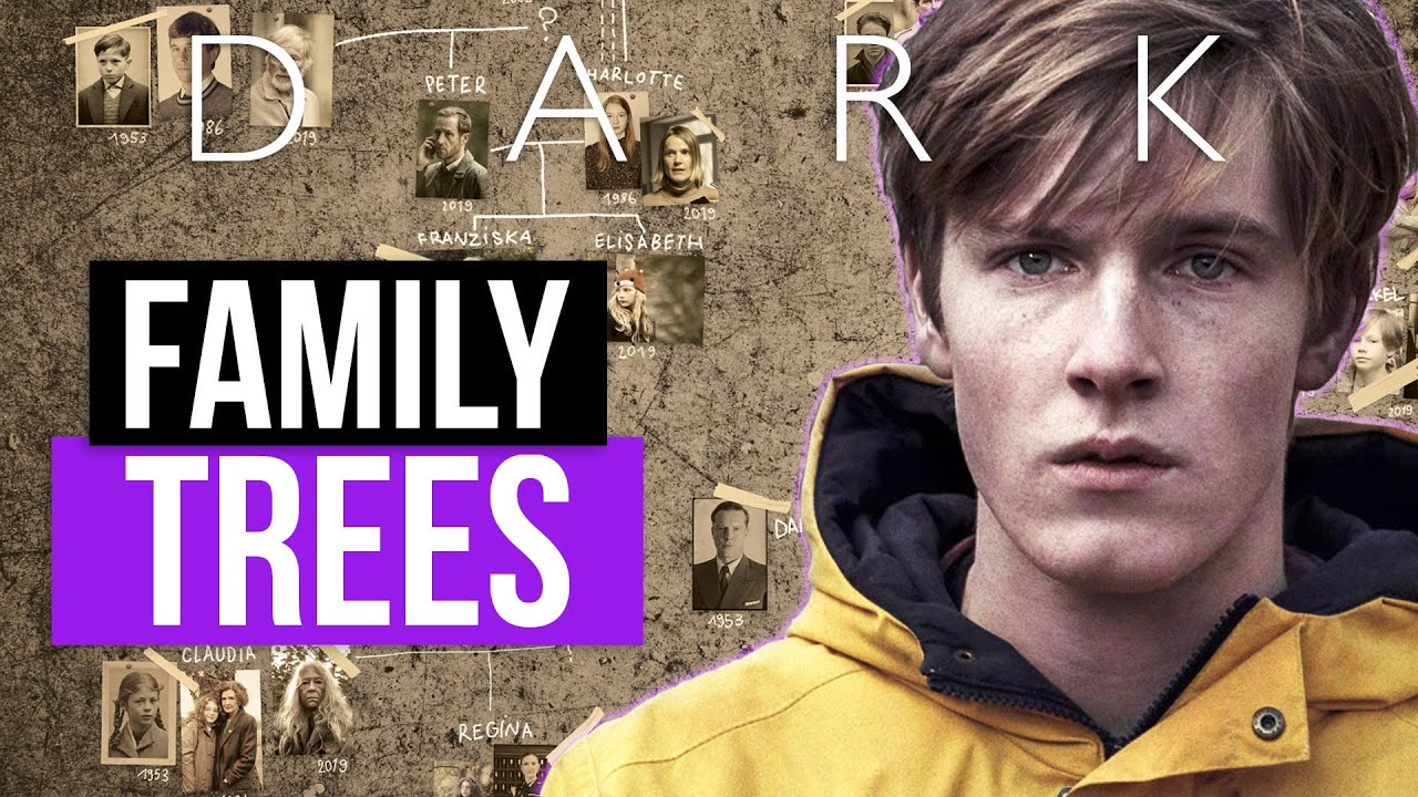 Dark Family Tree Explained | Dark Netflix Season 1 & 2
