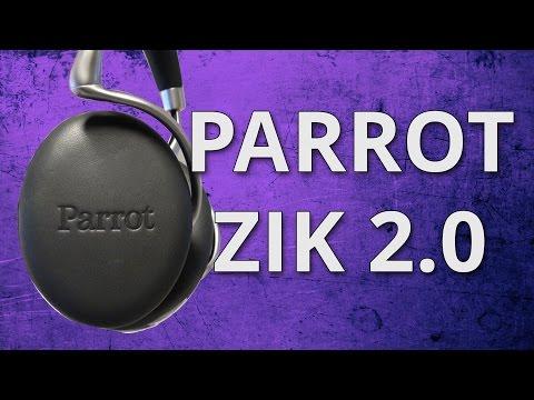 Parrot Zik 2.0 : un casque à la Starck Trek