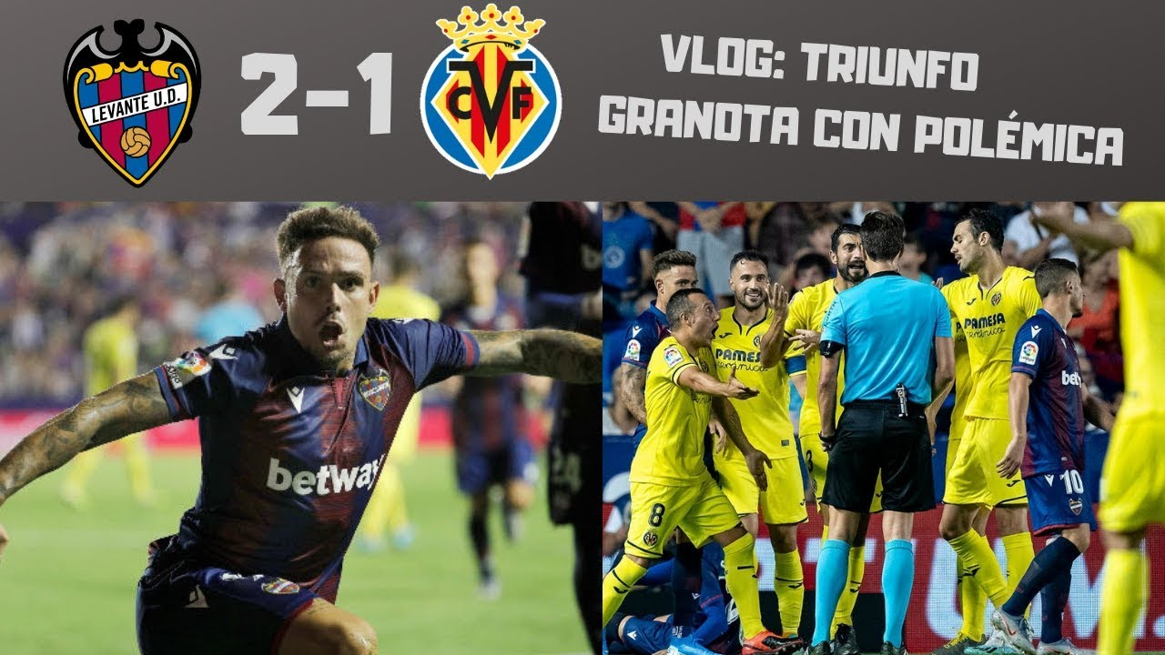 Revive los goles en el triunfo del Real Madrid 3-2 sobre Levante
