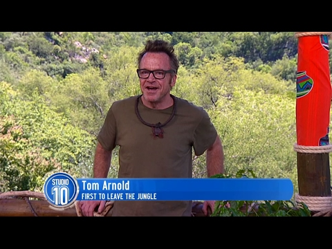 I'm A Celebrity Australia 2017: Tom Arnold