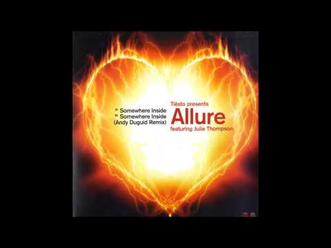 Allure  Somewhere Inside Of Me Vocal Mix