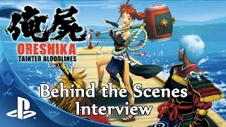 Oreshika: Tainted Bloodlines - Behind the Scenes Interview | PS Vita