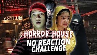 Baixar Horror House No Reaction Challenge!! | Ranz and Niana