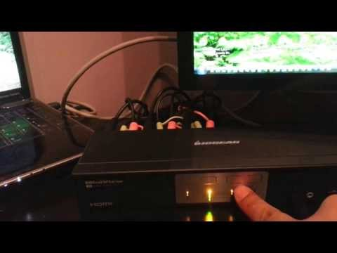 How to connect the Samsung Smart Dock to IOGEAR's 4-port HDMI KVM switch