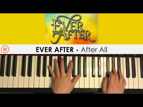 "Christine Ebersole - ""After All"" - EVER AFTER Musical (Piano Cover) 