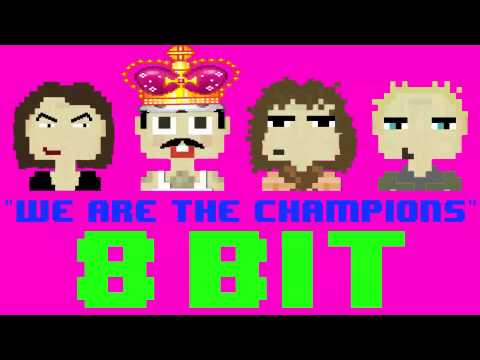 We Are The Champions 8 Bit Remix  Version Tribute to Queen  8 Bit Universe