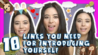 Learn the Top 10 Geŗman Lines You Need for Introducing Yourself