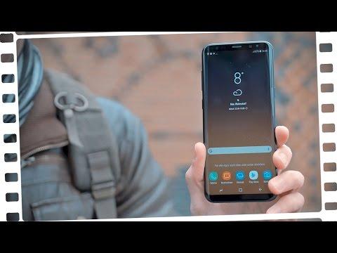 Einfach nur ein Handy... - Samsung Galaxy S8 - Review