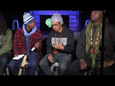 Nappy Roots Behind The Scenes