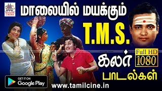 Maalaiyil TMS Colour Songs | Music Box