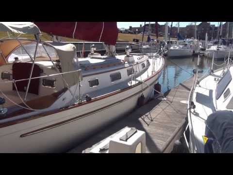 12. Sailboat Story - The Rock Solid Pearson 35