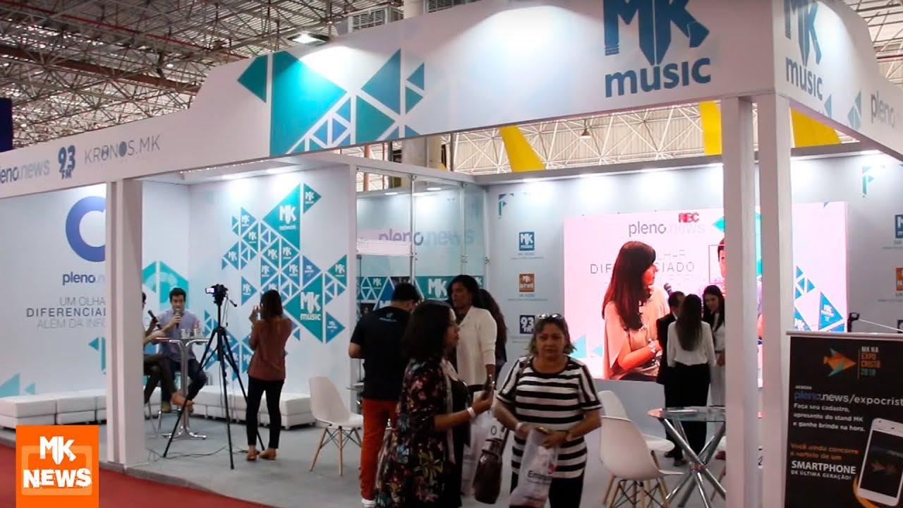 Grupo MK na Expo Cristã 2018 - Melhores Momentos (#MKnãoPARA)