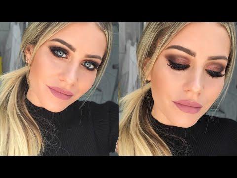 Smokey Eye Clubbing Make-up Tutorial   MRS BELLA