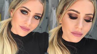 Smokey Eye Clubbing Make-up Tutorial | MRS BELLA