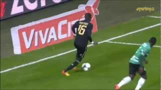 Cheikhou Kouyaté - RSC Anderlecht - Big Talent [HD]