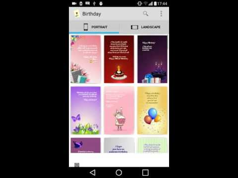 greeting cards gallery  free  android apps on google play, Birthday card