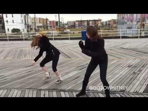 Love and War - Atlantic City Fight Scene on the Boardwalk