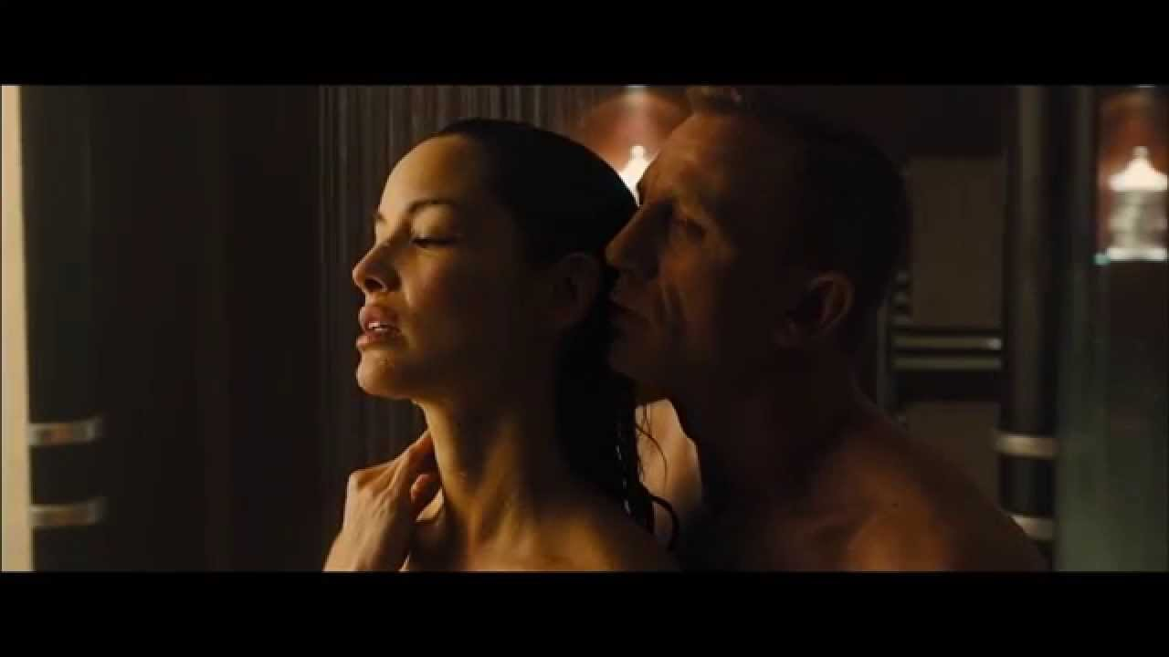 Skyfall - Bond And Severine Shower Scene Hd - Youtube-9130