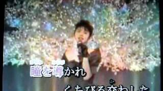 南野陽子☆家カラオケ「氷のダイヤモンド」(本人映像)
