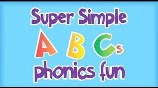 Super Simple ABCs Phonics Song: A - I thumbnail