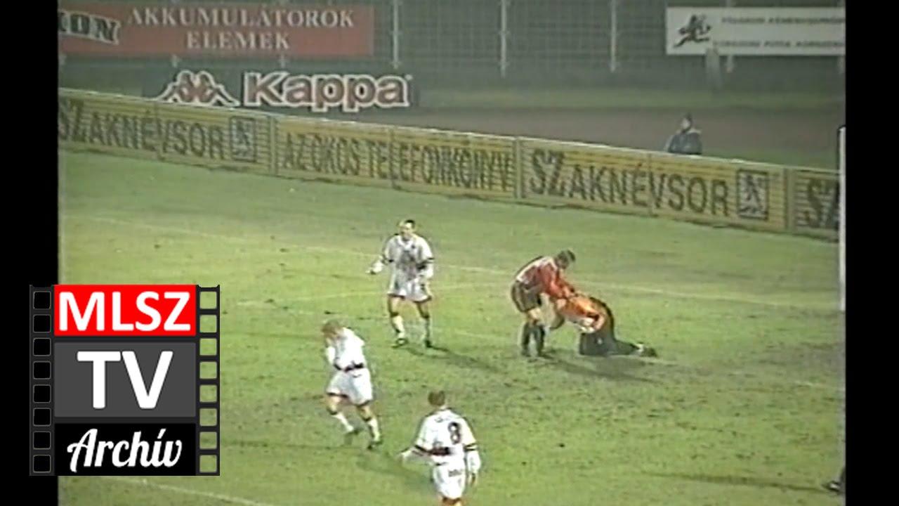 Vasas-Siófok | 4-0 | 1999. 12. 11 | MLSZ TV Archív