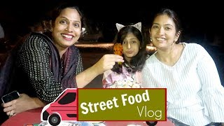 Delhi Street Food - Is Food Truck Legal? | #MyMissAnand #ShrutiArjunAnand #NishaTries #CookWithNisha
