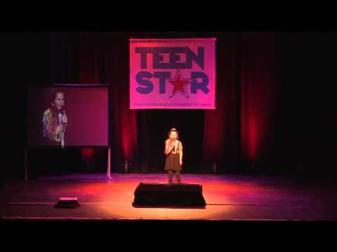 WHEN I WAS YOUR MAN - BRUNO MARS Performed by Rosie Clark at TeenStar Singing Competition