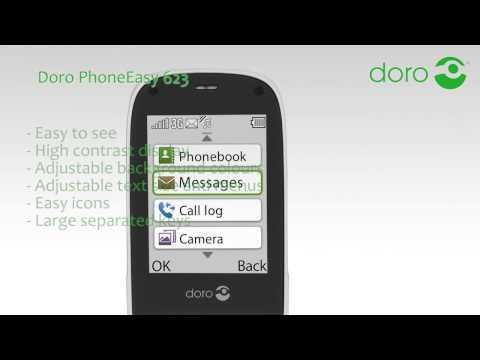 Doro PhoneEasy 623 Consumer