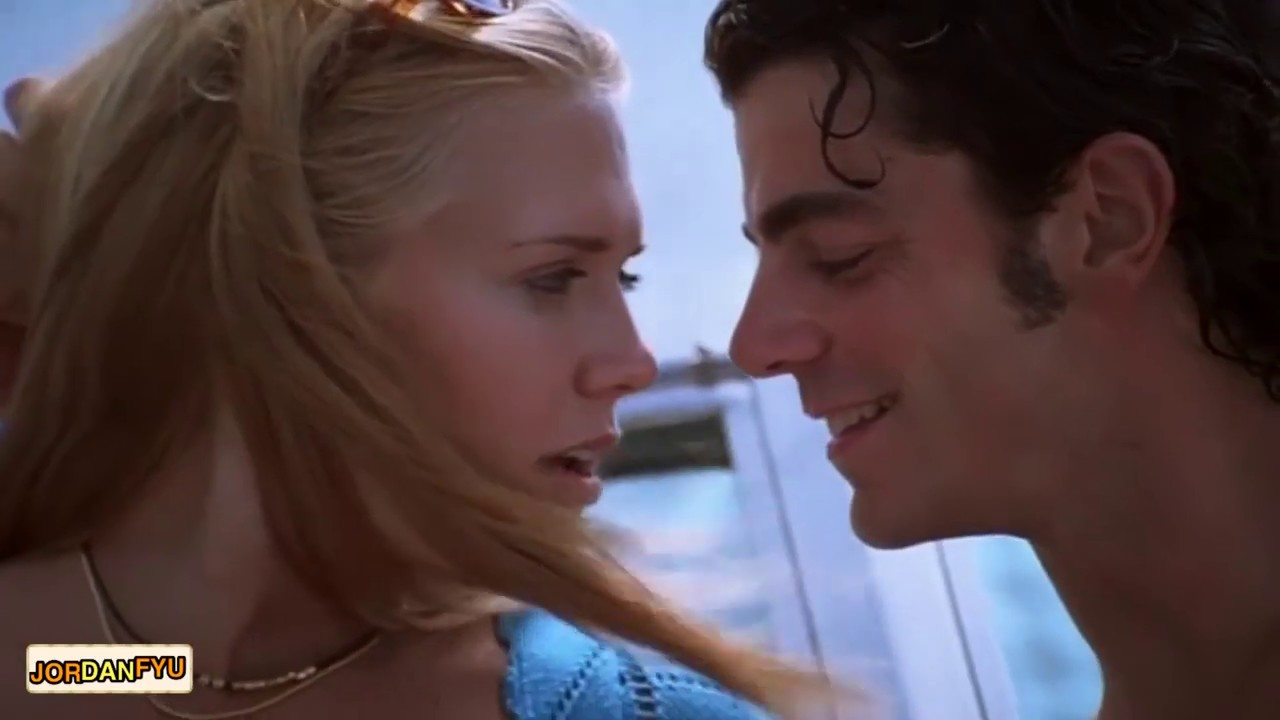 Dominique Swain scene in 'Dead in The Water' 2002