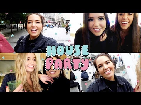 VLOG : Hobbies House Party + The Aquarium! 🍷