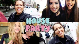 VLOG : Hobbies House Party + The Aquarium!