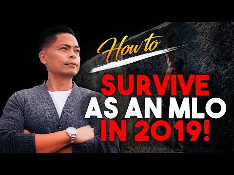 How to Survive as a Mortgage Loan Officer in 2019 doing Purchase Loans!
