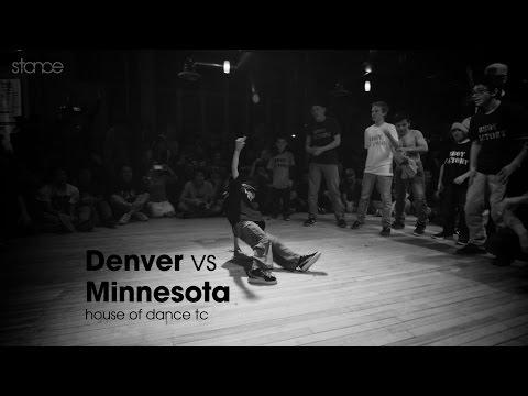 Kids Battle: MINNESOTA vs DENVER // .stance // Sole Instinct.the jam