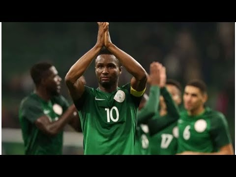 John Obi Mikel believes Super Eagles of Nigeria can win the 2018 FIFA World Cup in Russia