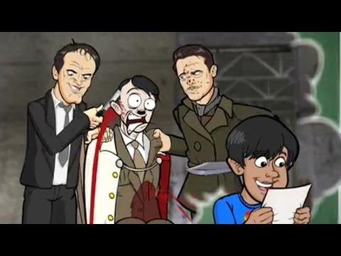 'Inglourious Basterds' Review - YouTube